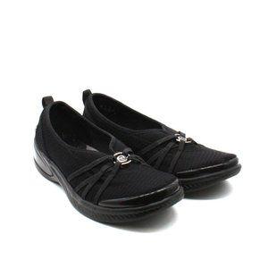 Bzees Niche Washable Slip-on Flats Women's Shoes